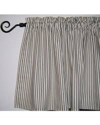 cabinet curtains for sale amazing deal on ticking stripe cafe curtains navy blue black aqua