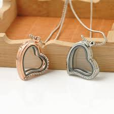 in loving memory lockets lovely jewelry living memory floating locket heart