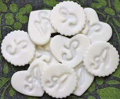 monogram cupcake toppers marshmallow fondant cupcake toppers angelicamademeangelicamademe