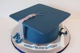 custom graduation caps graduation cakes nj cap and diploma custom cakes sweet grace