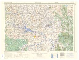 Nd Map File Map India And Pakistan 1 250 000 Tile Nd 43 16 Mysore Jpg