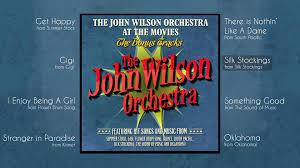 john wilson orchestra at the movies the bonus tracks album