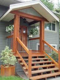 side porch designs charming back porch stairs design best ideas about porch steps on