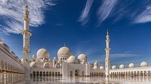 Arab Hd by Sheikh Zayed Mosque In Abu Dhabi United Arab Emirates Hd Desktop