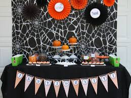 interior design create a horrific room with halloween decorating