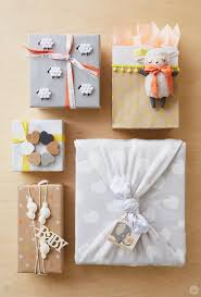 baby gift wrap baby gift wrap ideas showered with think make