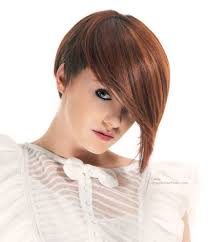 haircuts long in front cropped in back short haircuts long in front short in back short hairstyle with