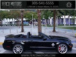2008 Black Ford Mustang Ebay 2008 Ford Mustang Convertible 2008 Ford Shelby Gt500 Super