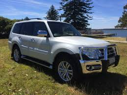 mitsubishi pajero exceed review