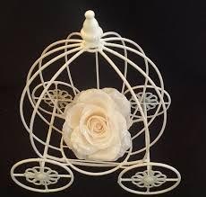 cinderella carriage centerpiece candle holder cinderella carriage candle holder unique princess