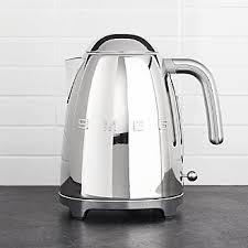Retro Toaster And Kettle Teapots Tea Kettles And Warmers Crate And Barrel