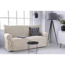 couverture pour canapé housses de canapé et housses de fauteuil la foir fouille