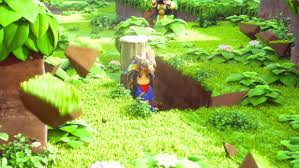 dragon quest builders review working the land gamespot