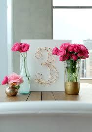 Table Numbers Wedding Diy Starry Light Wedding Table Numbers Or Wall Art U2014 Me And Mr Jones