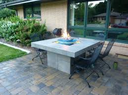custom outdoor fire pits patio outdoor patio fire features patio and fire pit featuring