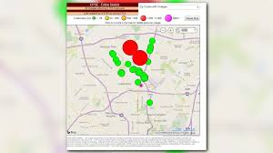 Cps Energy Outage Map Kens5 Com Update Cps Has Restored Power To North Side Following