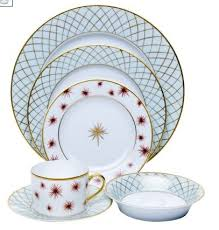 fine china patterns setting the table elements of style blog