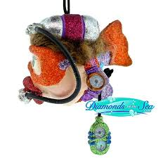 33 best christmas ornaments images on pinterest fish ornaments