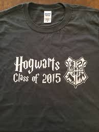 2015 graduation shirts hogwarts class of your year t shirt harry potter inspired