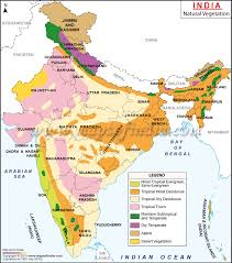 map types map of india