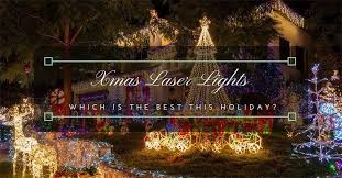 xmas laser lights which is the best this holiday