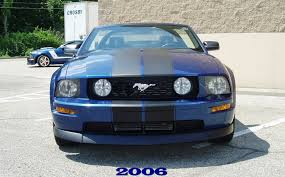 Black Mustang With Red Stripes Pictures Of Vista Blue With Racing Stripes Anyone Ford Mustang