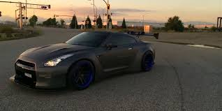 nissan gtr liberty walk video is this armytrix nissan gt r r35 with liberty walk body kit