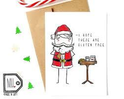 card santa hates you card