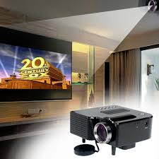 new uc28 pro portable mini led entertainment projector home