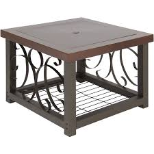 Patio Table Fire Pit by Best Choice Products Outdoor Fire Pit Table Firepit Patio Garden