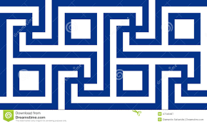 ancient greek motif stock vector image 47548487