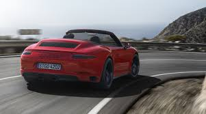 porsche 911 carrera gts white 2017 porsche 911 gts gets refreshed design and new 450hp twin