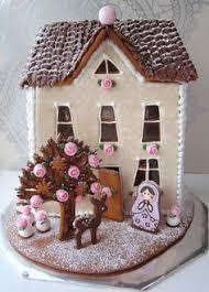 gingerbread house c www gingerbreadjournal com free pattern