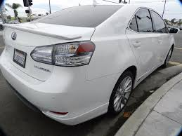 lexus hs 250h hybrid 4 door 2010 used lexus hs 250h navigation at deluxe auto dealer serving