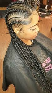love these cornrows on lovetrishh styled by dmvstylist and