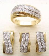 gold earrings price in pakistan jw786 gold plating light jewellery cubic zirconia zircons