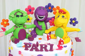 barney friends cake cake creations