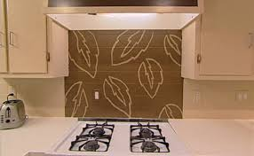 painting kitchen backsplashes pictures ideas from hgtv 26 top photos ideas for painted backsplash ideas kitchen little
