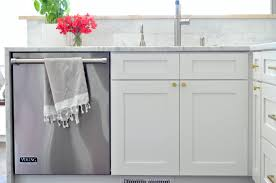 base cabinet for dishwasher sink dishwasher remodel1 rta kitchen cabinets review pros and cons