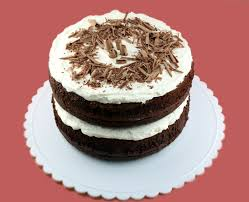 hoosier chocolate cake with white