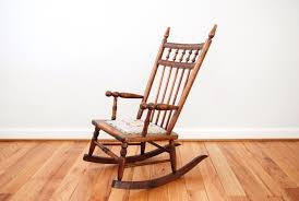 Real Wood Rocking Chairs Chairs Design Wooden Rocking Chairs Within Rustic Wooden Rocking