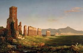 aqueduct near rome 1832 by thomas cole inspired by his visit to italy
