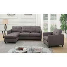 caesar 3 piece living room set acme furniture furniture cart
