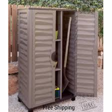 Ebay Vertical Garden - outdoor storage cabinet garden vertical partition plastic