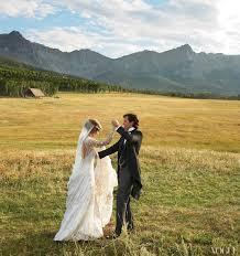 bush wedding dress union bush and david s wedding vogue
