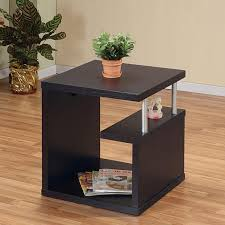 side table for bed bedroom furniture modern end tables end tables glass and metal end