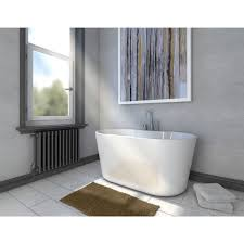 a u0026 e bath and shower retro acrylic small 56