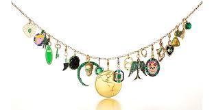 charm chains necklace images What 39 s hot now charm necklaces the adventurine jpg