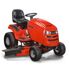 lawn yard and garden tractors simplicity