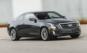 2015 cadillac ats coupe 2 0t manual test u2013 review u2013 car and driver